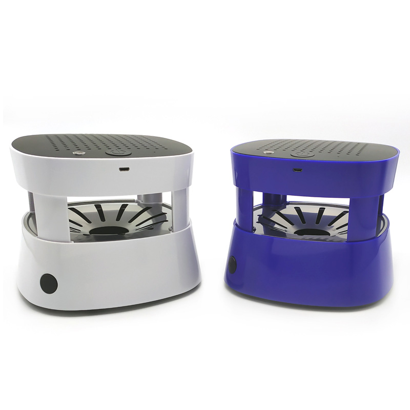 B Electronic intelligent purification odor-free smoke ashtray air purifier used smoke-proof composite filter