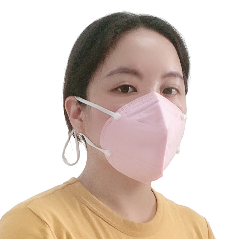 New product, new nano MOF material self disinfection kn95 anti-virus mask
